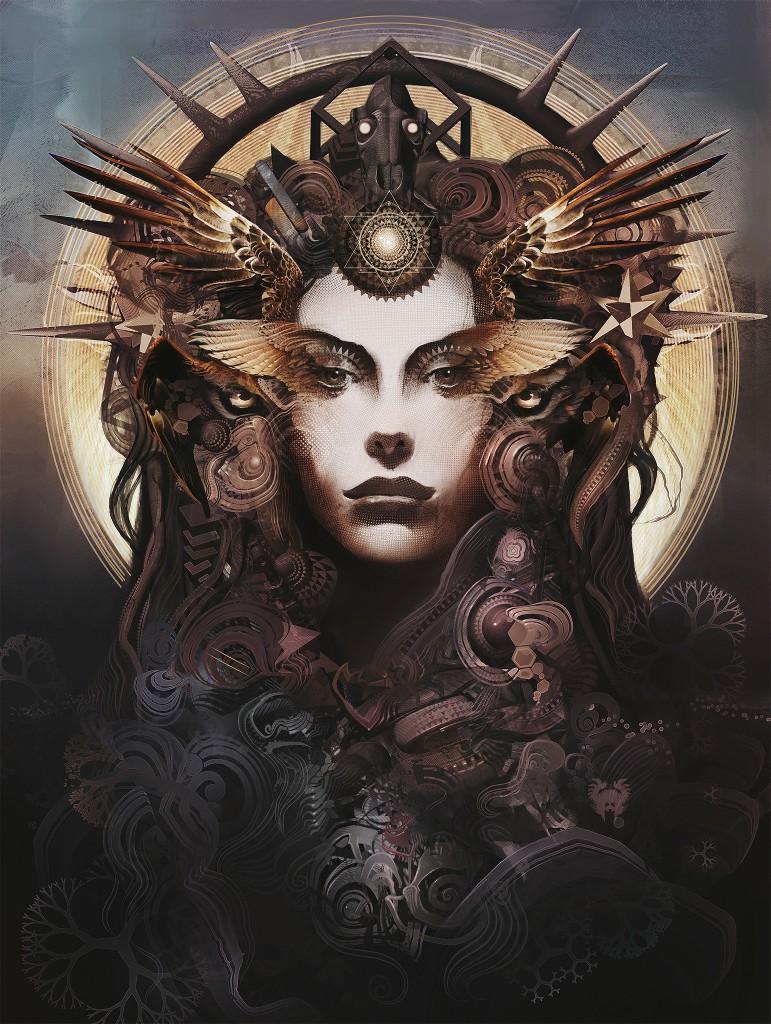 Goddess of Dust
