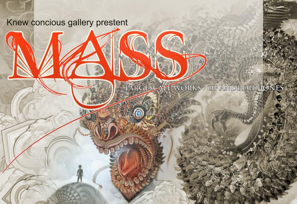 MassDroid Solo Art Show • Denver, Colorado • April 13, 2012